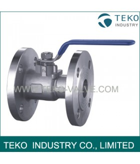 Integral Type Ball Valve