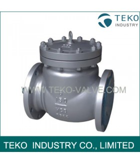 Flanged End Stainless Steel API Swing Check Valve
