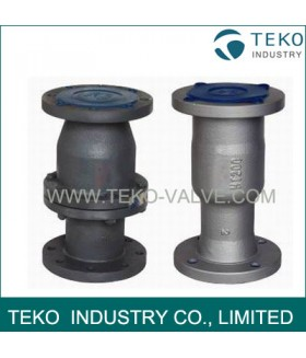 Vertical Type Check Valve, Vertical Non-return Check Valve