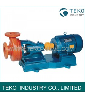 Glass Fiber Reinforced Polymer Chemical Pump
