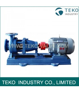 PTFE Lining Centrifugal Chemical Pump