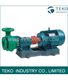 Reinforced Polypropylene(RPP) Chemical Centrifugal Pump