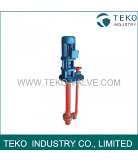 chemical sump pump