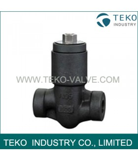 304 Stainless Steel Forged Steel Check Valve