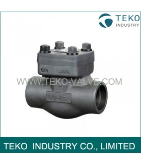 Swing Type Forged Check Valve