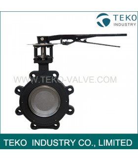 Zero Leakage High Performance Butterfly Valves , Stainless Steel Butterfly Valve