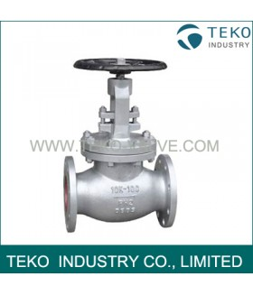 JIS Standard Outside Yoke & Stem Globe Valve