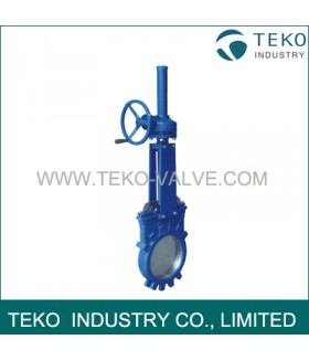 Bevel Gear Knife Gate Valve