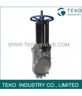 Semi Lug Knife Gate Valve