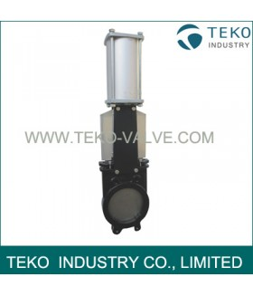 Soft Seal Knife Gate Valve