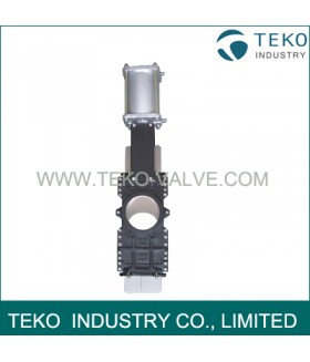 Through Conduit Knife Gate Valve