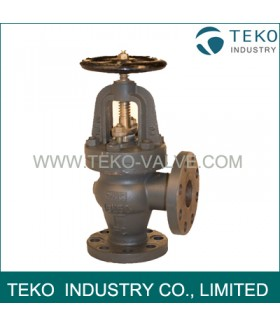 Cast Iron Stop Check Valve