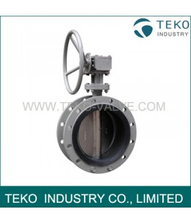Flanged Marine Butterfly Valve