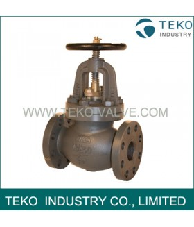 High Pressure Marine Cast Iron Globe Valve
