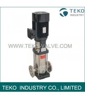 Stainless Steel Multi Stage Centrifugal Water Pump