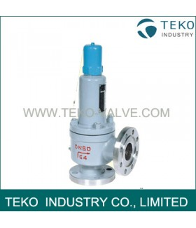 Bellow Balance Safety Valve