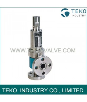 High Pressure Low Lift Safety Valve