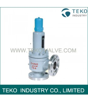 High Pressure Safety Valve
