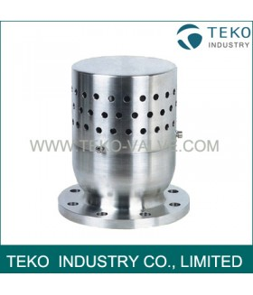 Vacuum Negative pressure safety Valve
