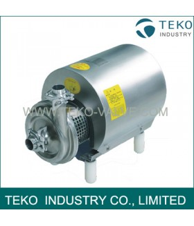 High Efficient Sanitary Centrifugal Pump, Stainless Steel Hygienic Centrifugal Pump
