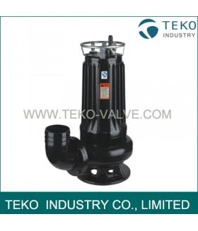 Shredding Submersible Sewage Pump