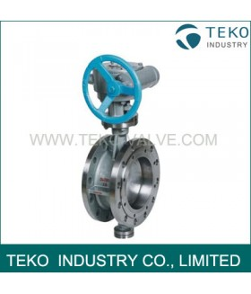 Triple Offset High  Performance Butterfly Valve