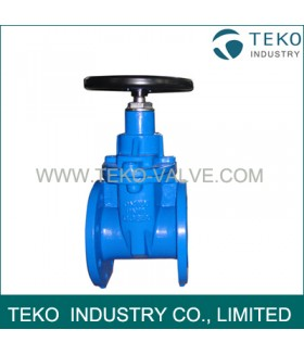 DIN3352 Sluice Gate Valve