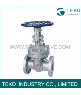 Outside Screw and Yoke Gate Valves